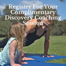 Register For Your Complimentary Discovery Coaching session
